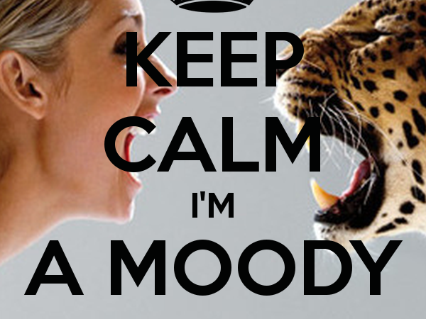 Arrant Moodiness Feeds Egomania